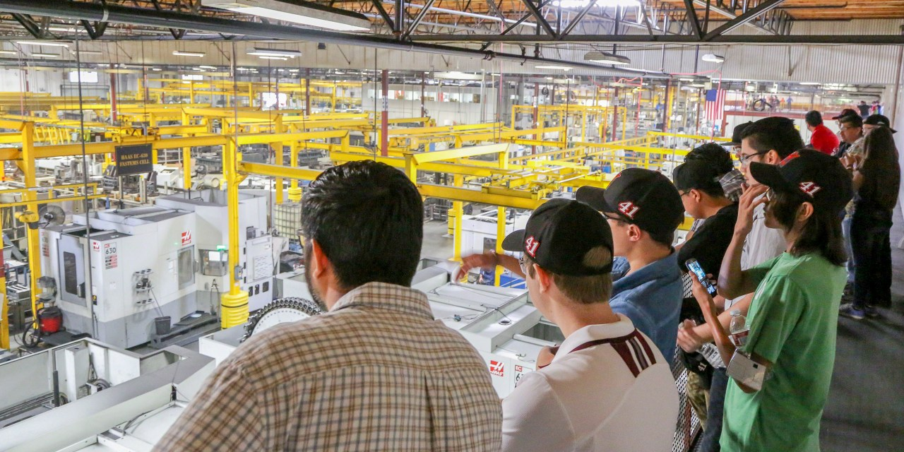 MADE IN VENTURA COUNTY   Manufacturing Week shines spotlight on area companies, their operations and products
