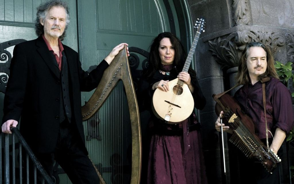 A WINTER GIFT | Legends of the Celtic Harp combines music and storytelling in Santa Paula
