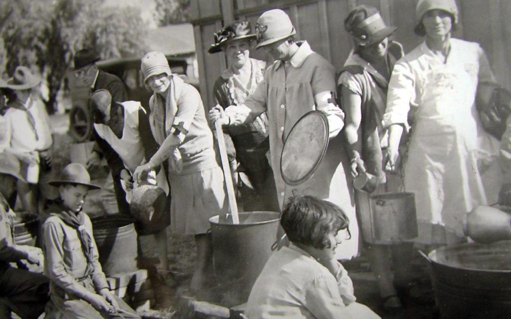 A CENTURY OF LIFE SAVING   Red Cross of Ventura County meets demand for those in crises