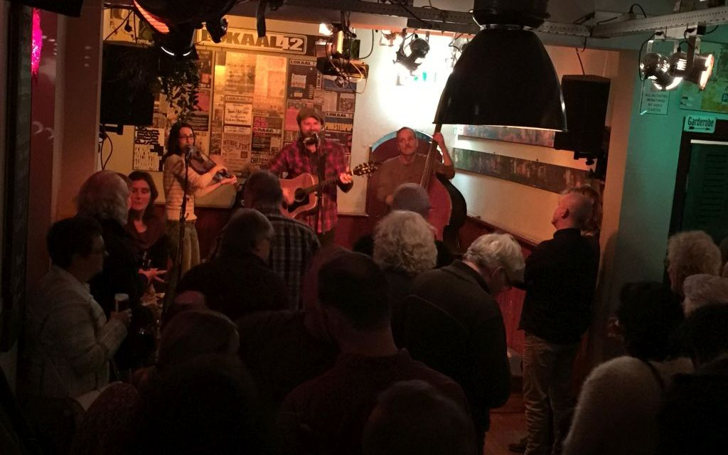 AMERICAN ROOTS IN THE LOW COUNTRIES | The Ventucky String Band partakes in the vibrant bluegrass scene in Belgium and the Netherlands