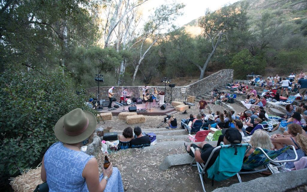 ROCKIN' THE RANCH   Tiny Porch Concerts at the Peter Strauss Ranch