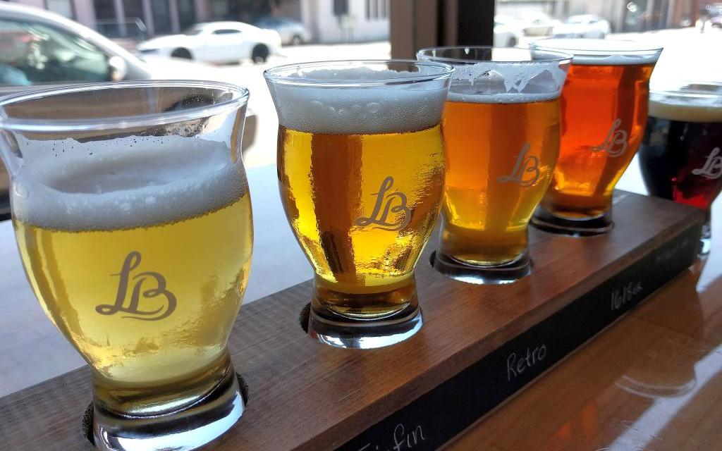 Off the leash at Leashless Brewing