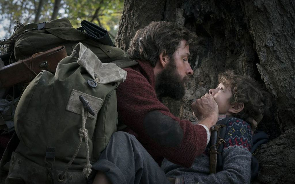 <em>A QUIET PLACE</em> | Silence takes center stage
