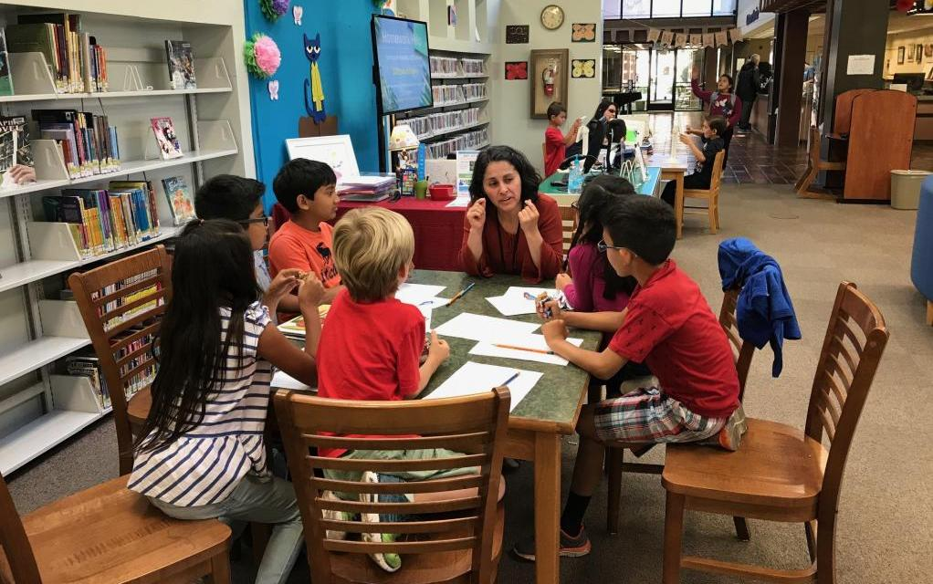 LEARNING POWER |County libraries seek to help adults, kids struggling with reading, writing