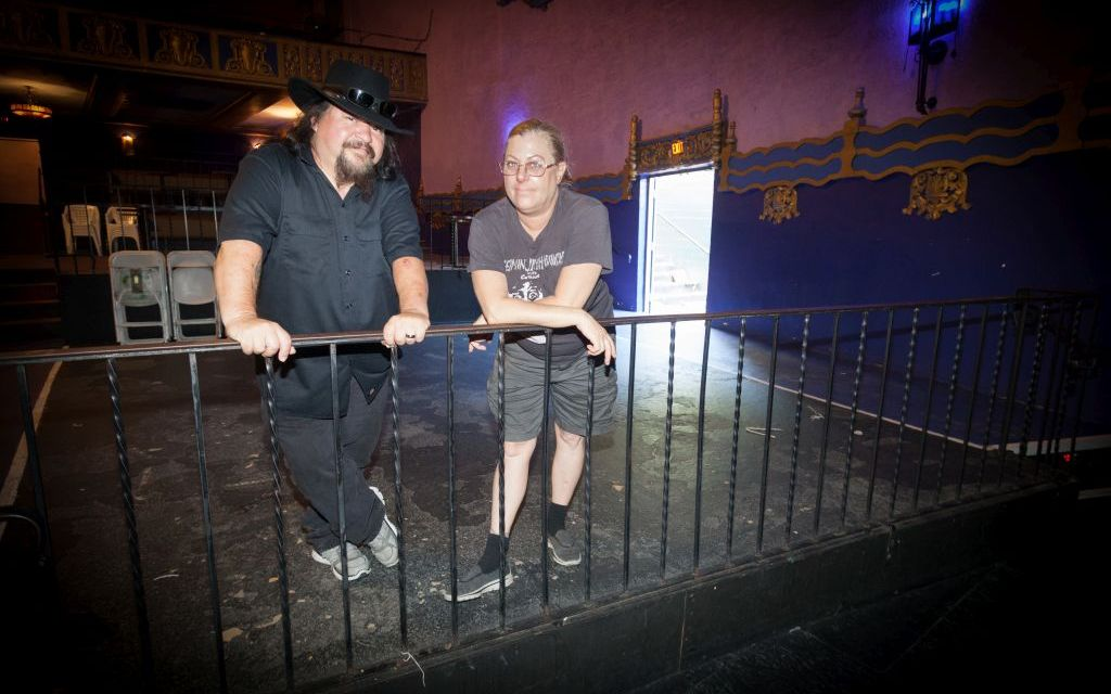 TIME ON HER SIDE | The Majestic Ventura Theater celebrates 90 years