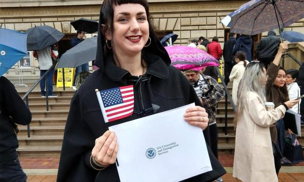 Journey to citizenship