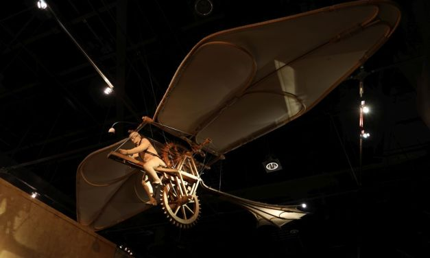 RENAISSANCE MAN | The genius of Leonardo da Vinci on display at the Ronald Reagan Library
