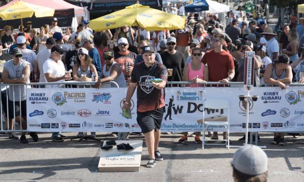 THROWING DOWN IN VENTURA | Largest cornhole tournament in the world this weekend