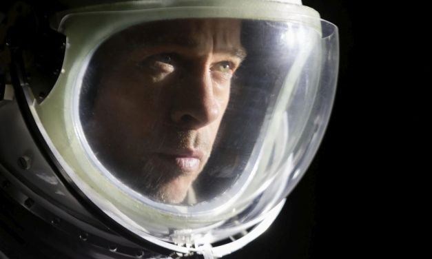 The inner space of Brad Pitt