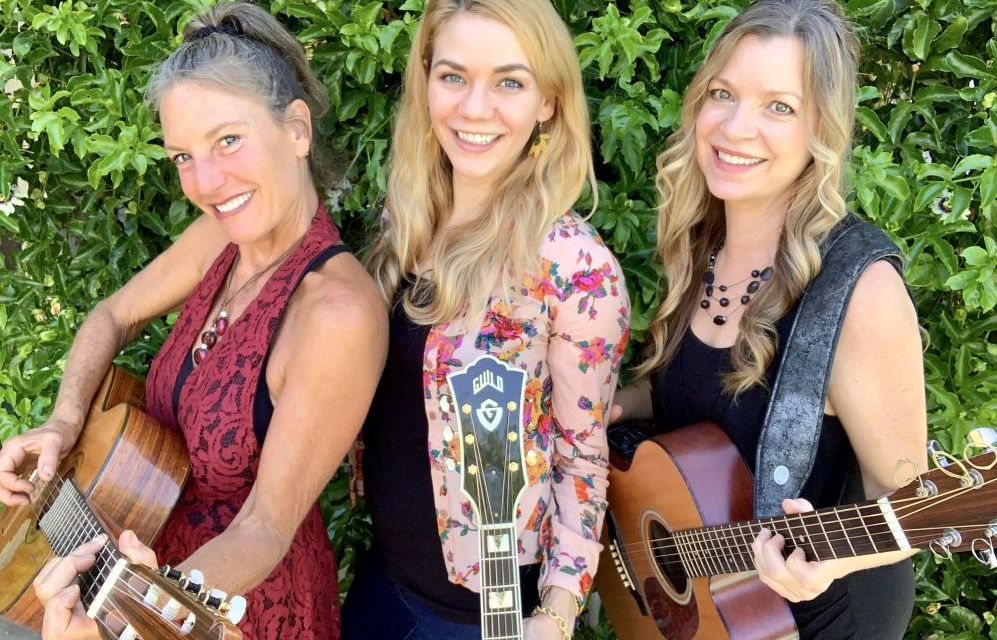 GIRL POWER | Girls with Guitars help Rock the Wish in Ojai
