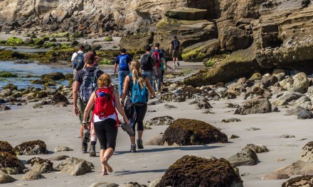 PLANET SANTA PAULA | Isbell Middle School students to cross the channel