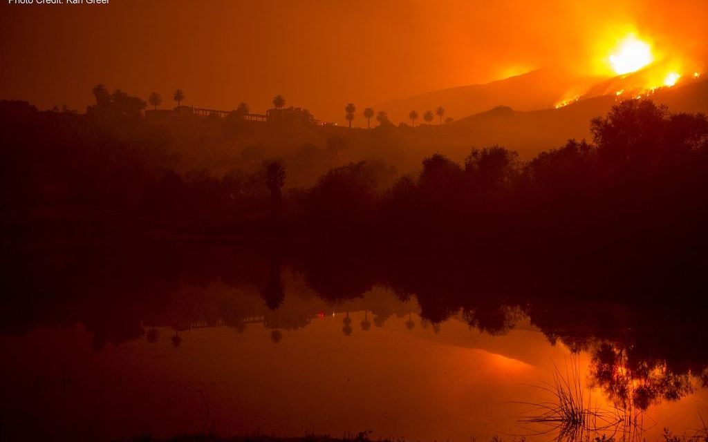 INTO THE RED | Climate research indicates 20 years of continuously rising temperatures in Ventura County