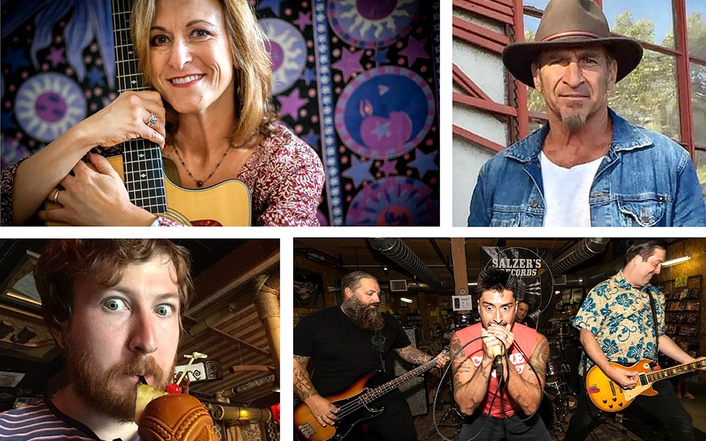SHOWS OF THE YEAR   Local scenesters share their favorites from 2019