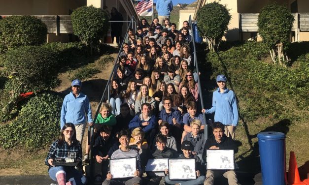 THE SKY'S THE LIMIT | Ventura Missionary School students design experiment destined for the International Space Station