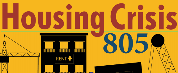 """""""HOUSING CRISIS 805"""" 