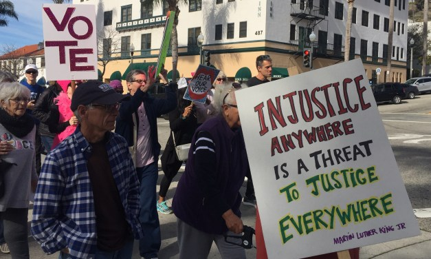 """WE CELEBRATE EQUALITY AND WE CELEBRATE DIVERSITY"" 