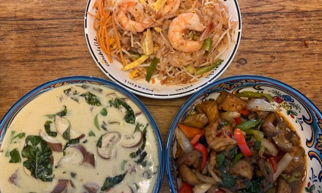IN GOOD TASTE | Taking a chance at Lucky Thai