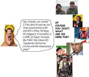 chavez assassination plot