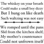 excerpt of poem