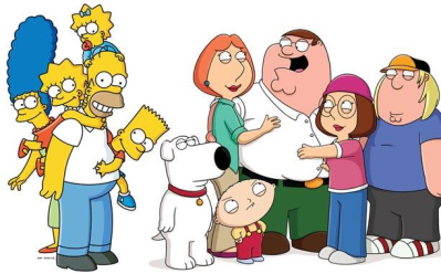 Are Cartoons Becoming Geared More Towards Adults?
