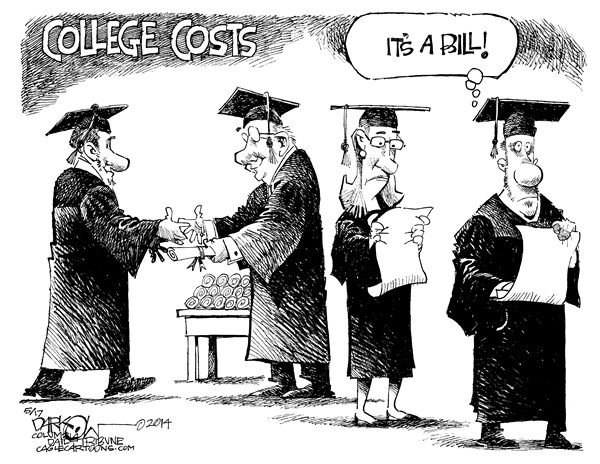 Choosing How College Will Affect Us