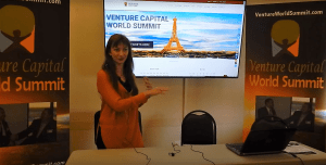 New York Venture Capital World Summit Melodie Durpee