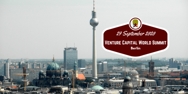 Berlin 2020 Venture Capital World Summit