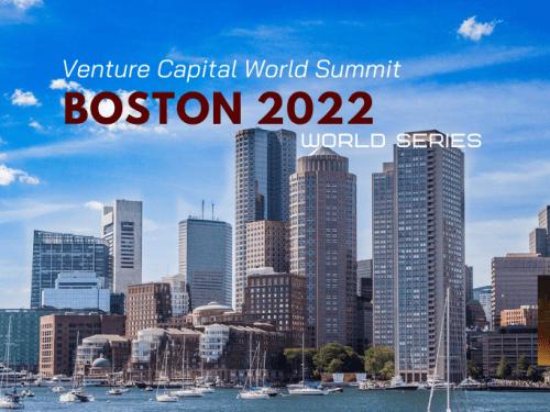 Boston 2022 Ticket Venture Capital World Summit