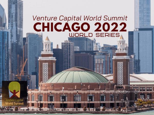 Chicago 2022 Ticket Venture Capital World Summit