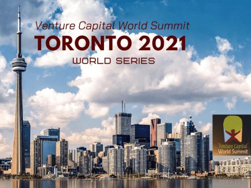 Toronto 2021 Ticket Venture Capital World Summit