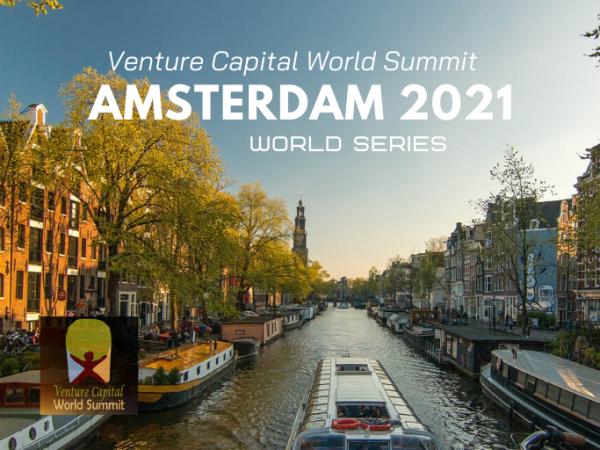 Amsterdam 2021 Ticket Venture Capital World Summit