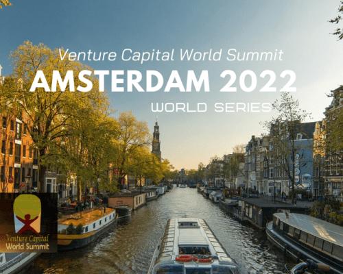 Amsterdam 2022 Ticket Venture Capital World Summit