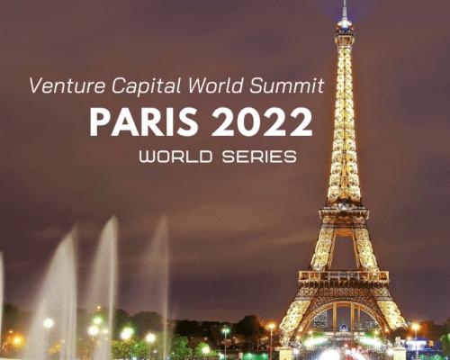 Paris 2022 Ticket Venture Capital World Summit