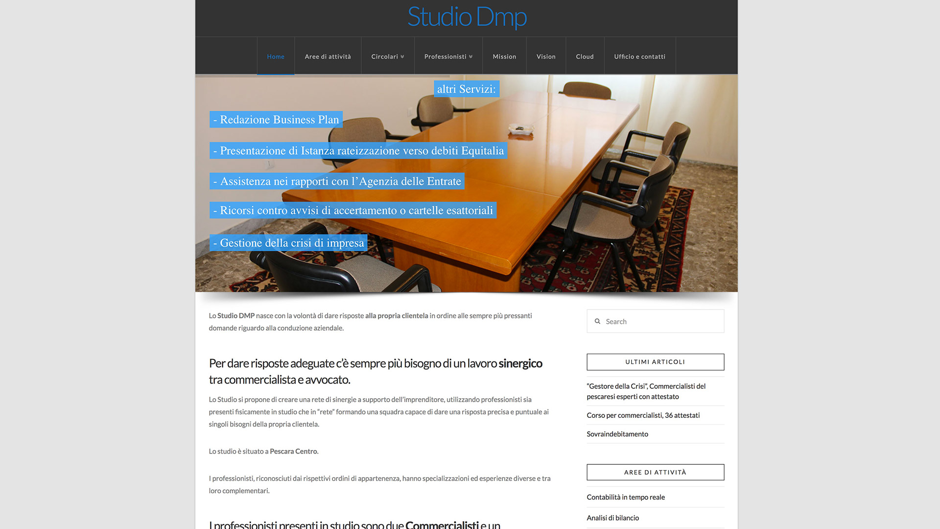 Studio Dmp – Commercialisti