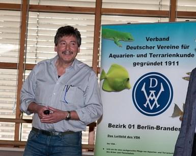 Andreas Spreinat, Präsident in spe der DCG