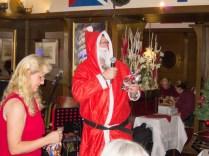 Und auch der Weihnachtsmann war wieder dabei_resize