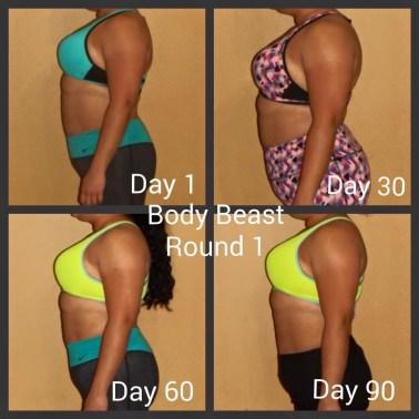 Body Beast - Round 1 12/2015