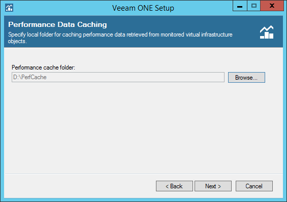 Veeam ONE step 9