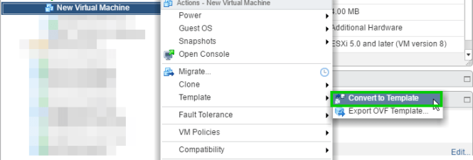 deploy virtual machine template 2