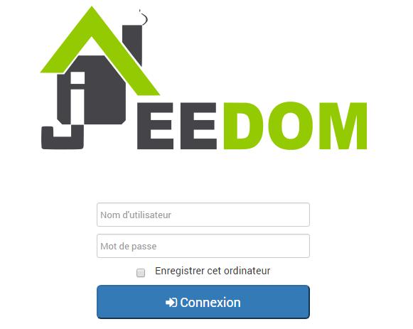 Installation de Jeedom dans une VM