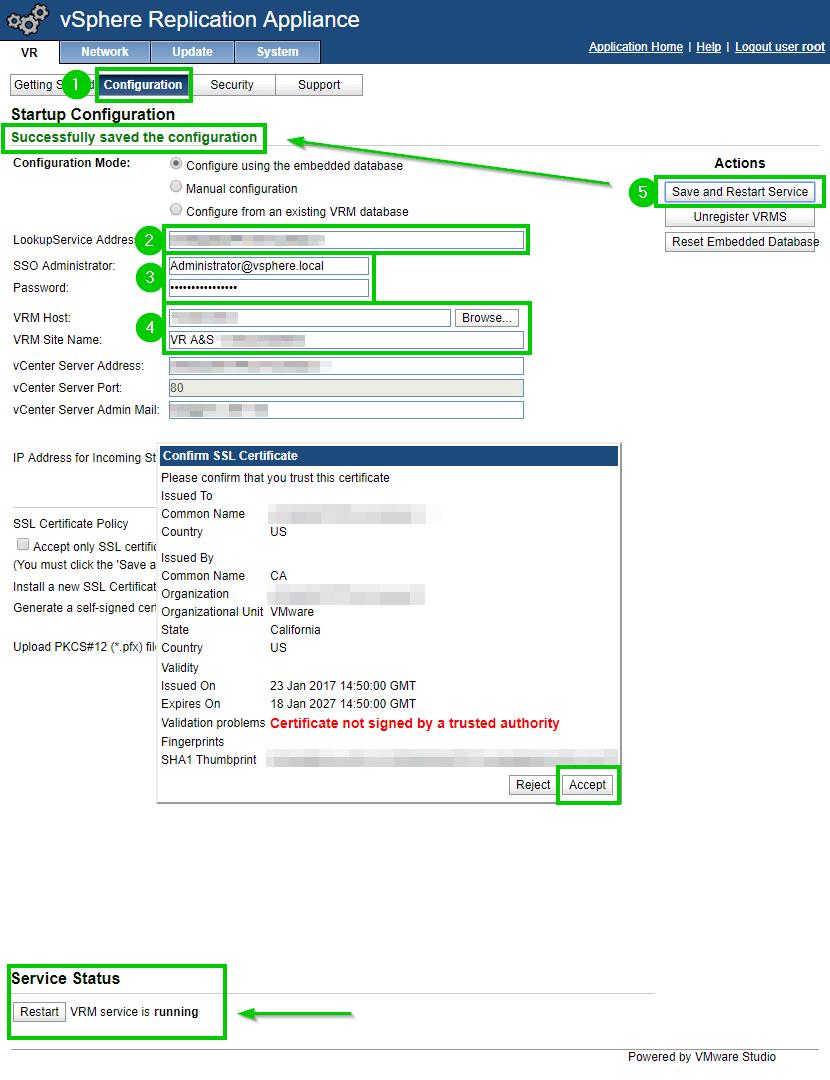 Tuto vmware vsphere replication install and configure step by vmware vsphere replication install and configure step by step xflitez Gallery