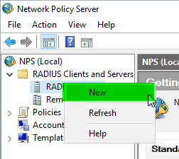 Configurer authent Radius Cisco avec Windows Server NPS