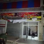 In conjunction with genocide anniversary : Turkish forces raiding Armenian houses in the middle of Al bab city