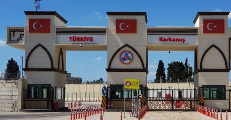 جرابلس: البدء بدخول السوريين المجنسين في تركيا عبر معبر المدينة