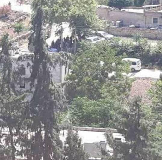 مداهمات واعتقالات في قرى بمنطقة جنديرس في عفرين