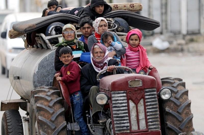 32 منظمة مجتمع مدني تطالب بالتظاهر ضد الانتهاكات في عفرين