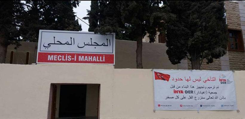 السياسة التركية في المدن المحتلة شمال سورية: تقسيمها الى كانتونات