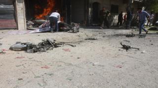 جرحى في انفجار دراجة نارية في منبج شمال شرق حلب