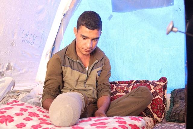 الألغام غير المنفجرة لا تزال تدمّر حياة الأطفال في شمال وشرق سوريا