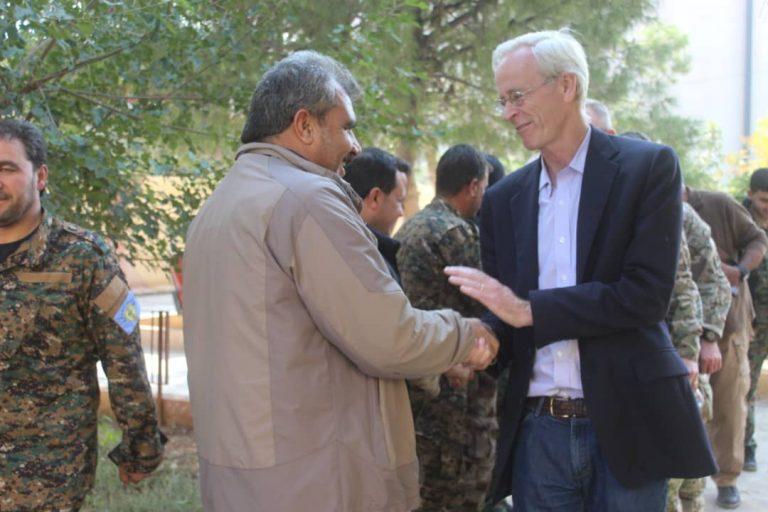 البنتاغون: المهمة العسكرية في سوريا متواصلة والقوات الأمريكية باقية في الوقت الحاضر